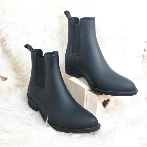 386cad46269 Jeffrey Campbell Shoes - Jeffrey Campbell size 10 waterproof rain boot